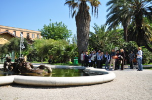Visita Orto Botanico Roma